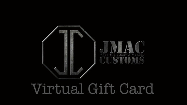 JMac Customs Virtual Gift Card - JMac Customs