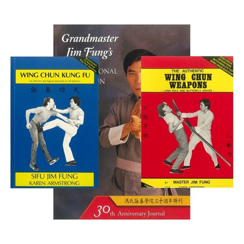 Wing Chun Books and DVDs