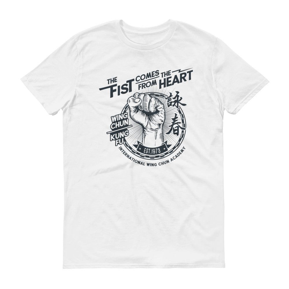 Heart&Fist T-Shirt (White)