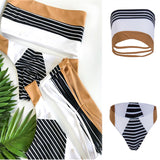 Sexy Women Bikini Set Push Up Bandage Swimsuit Beachwear Swimwear Bathing Suit