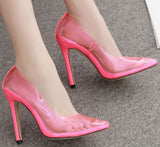 Hot Style Hot Selling Sexy Joker Film High Heel Women's Shoes