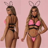 Women Swimming Suit lace Sexy Sleepwear Lingerie Ladie G-String Babydoll Underwear Nightwear