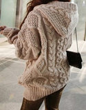 Fashion Cardigan Jacket Coat Hoodie Knitwear
