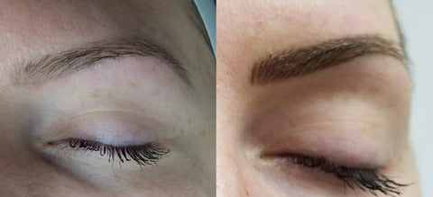 Microblading = perfect eyebrows