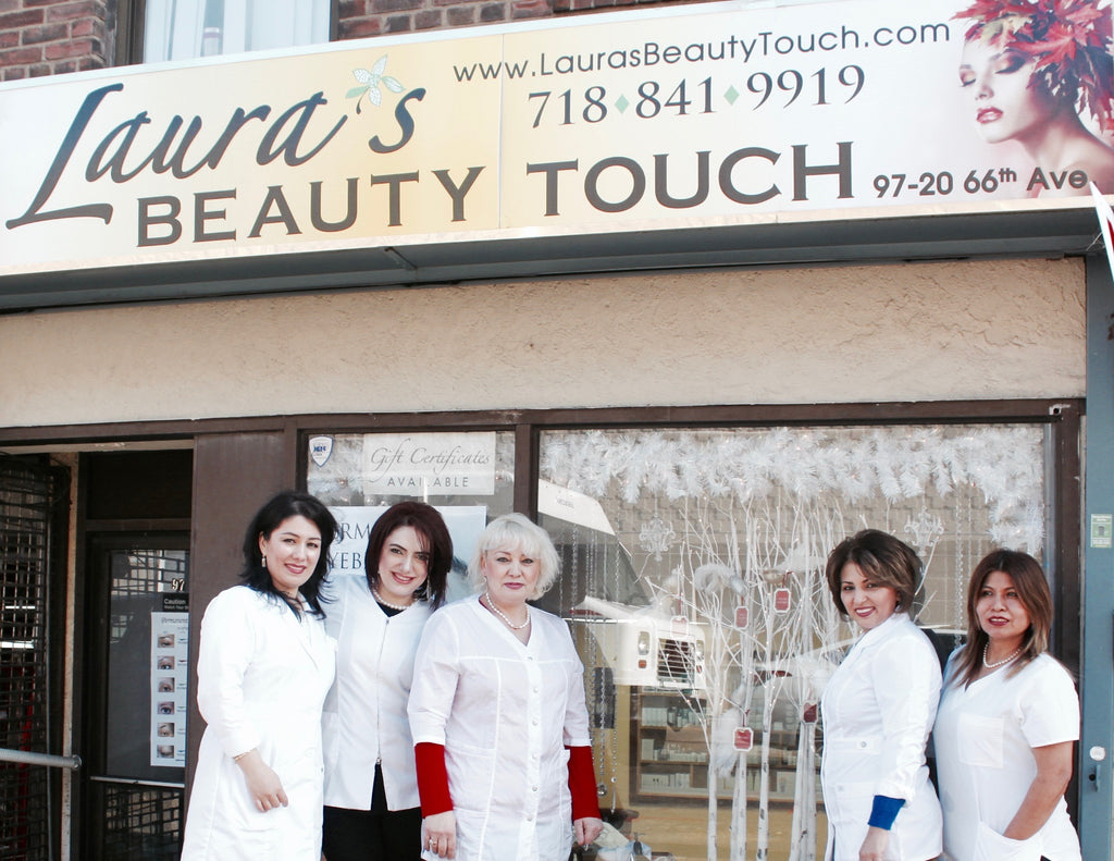 Laura's Beauty Touch Team