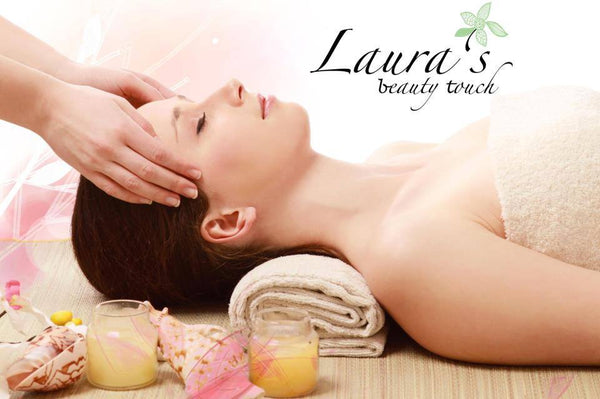 Organic Restorative Facial *Cherry Peel & Pumpkin Mask* - Laura's Beauty Touch, Spa Services in Rego Park, New York 11374
