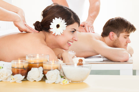 Couple Package: Sweet Sensation for Two - Laura's Beauty Touch, Spa Services in Rego Park, New York 11374