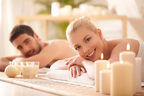 Couple Package: Romantic Relaxation for Two
