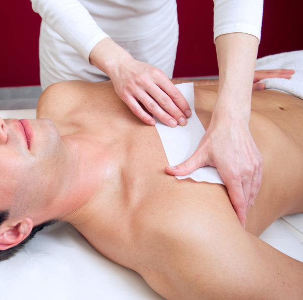 Men's Chest and Stomach Wax - Laura's Beauty Touch, Spa Services in Rego Park, New York 11374