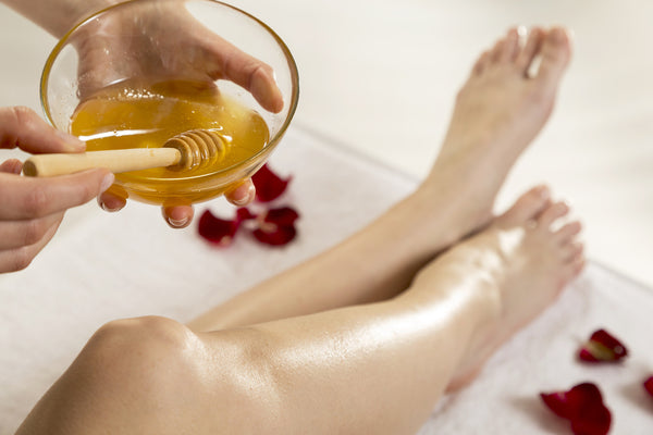 Vanilla Sensitive Brazilian Wax - Laura's Beauty Touch, Spa Services in Rego Park, New York 11374