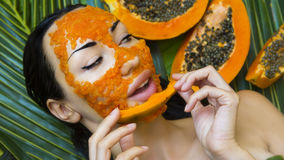 Papaya Deep Pore Facial