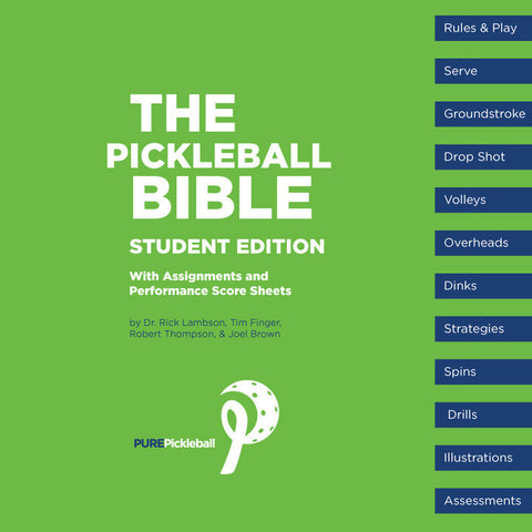 Pickleball Bible (student edition e-book)