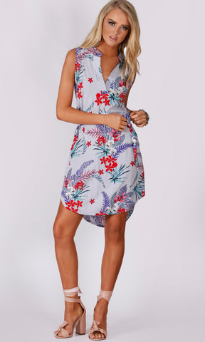 Lillie Shirt Dress