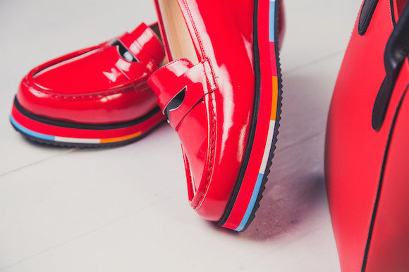 What is patent leather? And how to take care of patent leather?