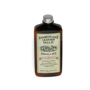 Leather Milk No.5 Leather Furniture Conditioner
