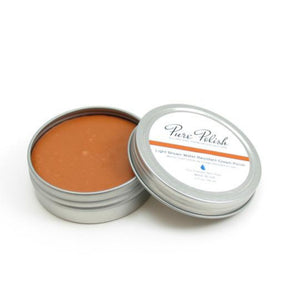 Pure Polish Resistant Cream for water proofing premium leather shoe. Stocked by Little Lusso Australia