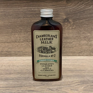 Leather Milk No. 2 Leather Cleaner (6oz/177ml)