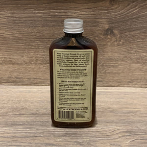 Leather Milk No.3 Leather Protector for water resistance. Stocked in Little Lusso Australia