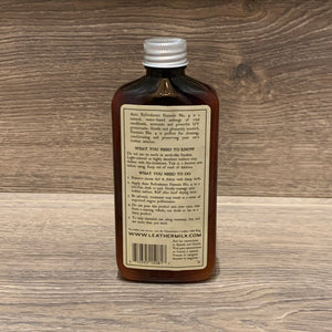 Leather Milk No.4 Leather Conditioner for cars and other automobiles. Stocked in Little Lusso Australia