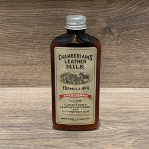 Leather Milk No. 4 Car Leather Conditioner (6oz/177ml)
