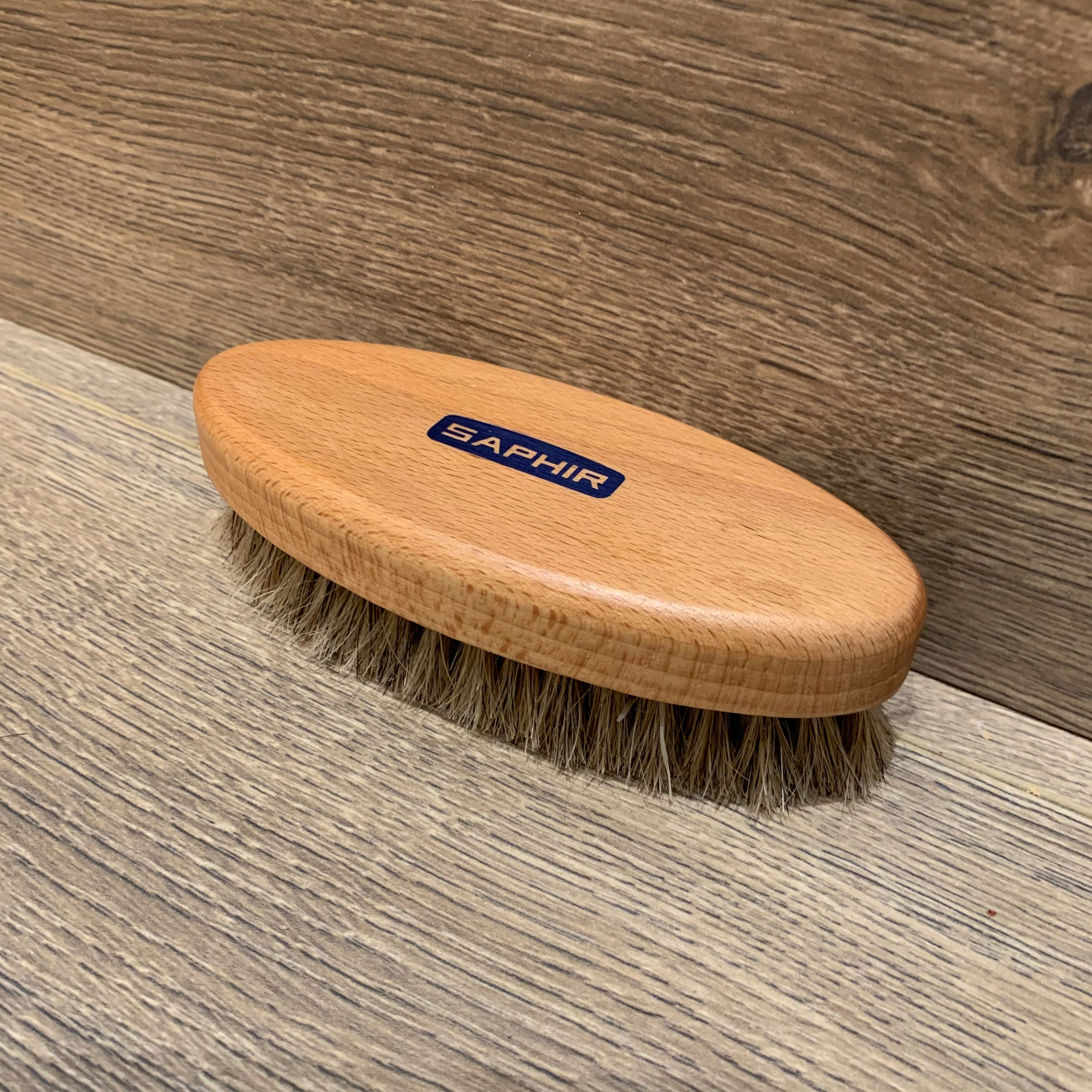 Soft Top Cleaning Brush from Non abrasive horse hair Exterior Sof top remover