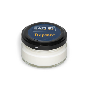 Saphir Reptan for exotic or reptile leather. Stocked in Australia