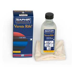 Saphir Vernis Rife. Patent leather cleaner. Stocked in Australia