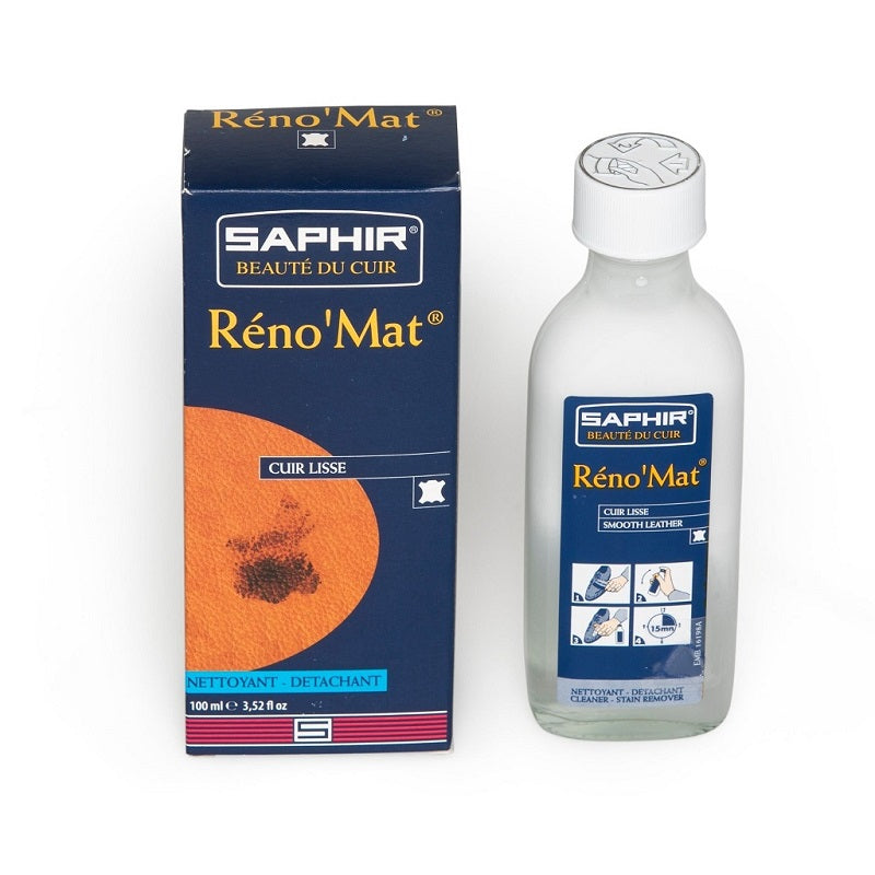 Saphir Renomat for cleaning excesses off your premium leather shoe. Leather shoe cleaner. Stocked in Australia..