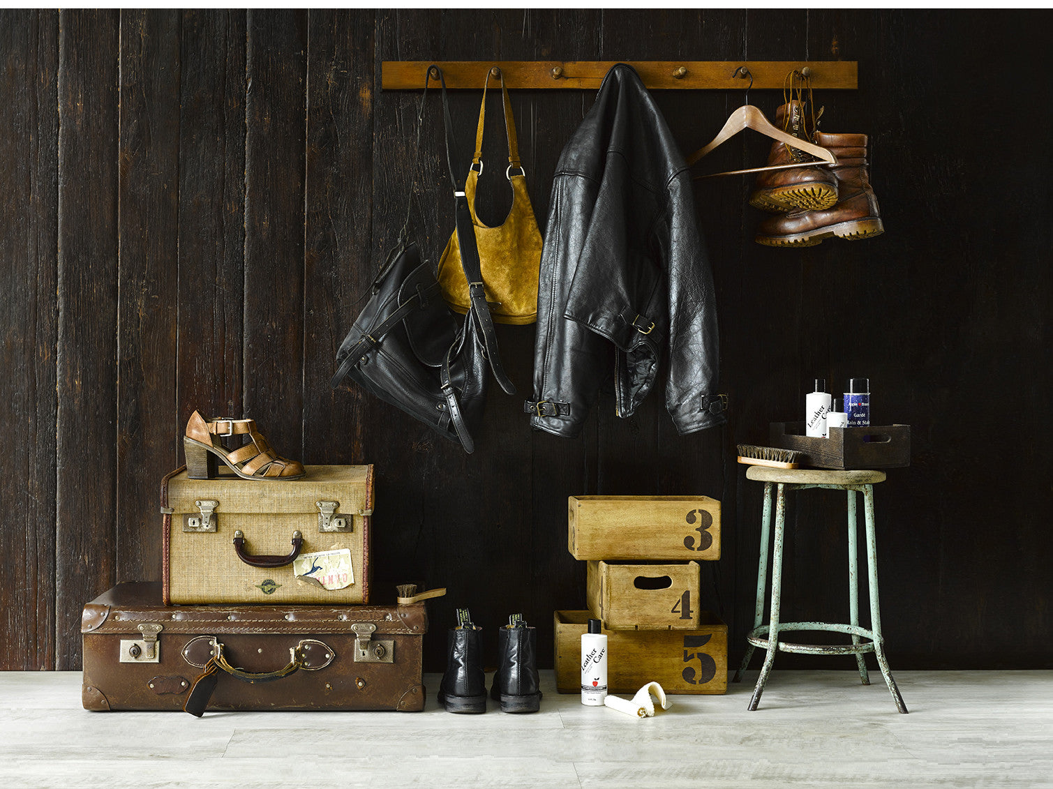 LittleLusso, the one place for all your leather care needs