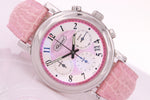 Chopard Mille Miglia Elton John Ladies Chronograph Watch Limited Edition Pink