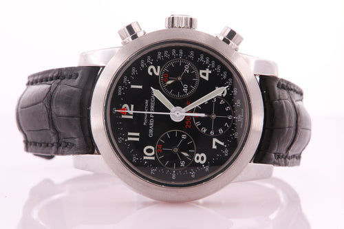 Girard Perregaux Ferrari Watch 250 GT TDF Limited Edition Ref 8090 - Tour De France version