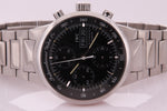 IWC GST Chronograph Stainless Steel Men's Watch Day Date Ref: IWC 370707