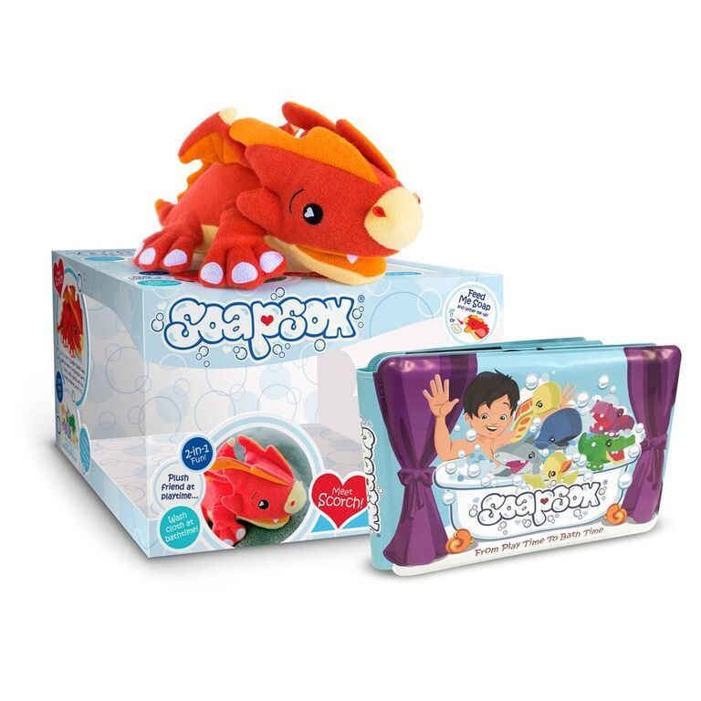 Scorch the Dragon Gift Set