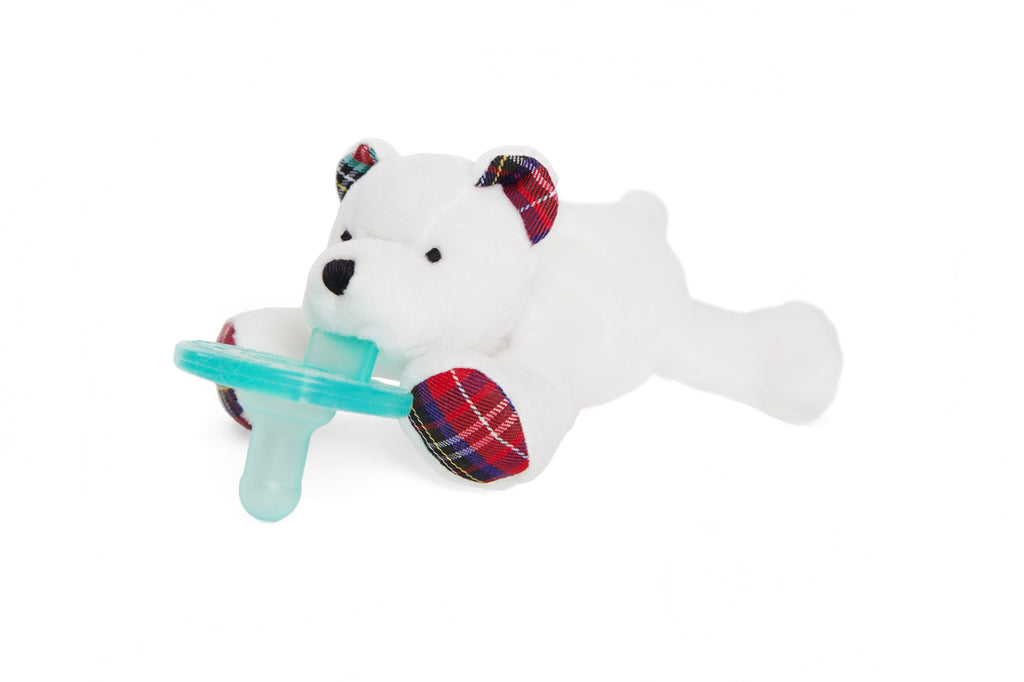 Limited Edition Wubbanub Polar Bear