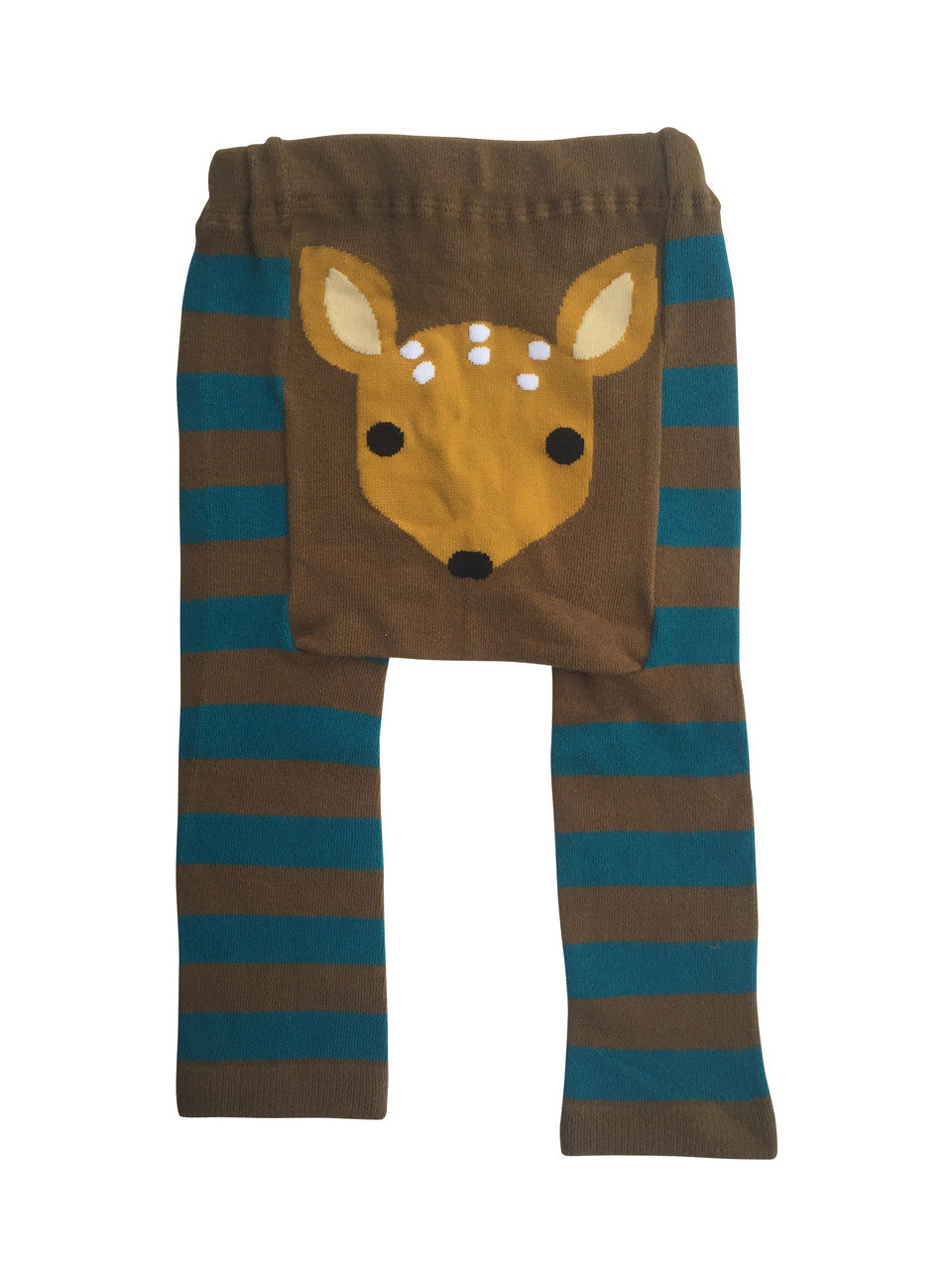 Doodle Pants Woodland Fawn Leggings