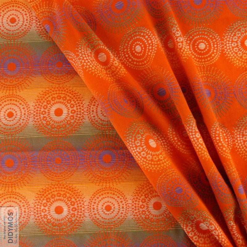 Didymos Orange Summer (Org. Cotton)