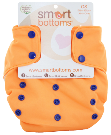 Smart Bottom 3.1 AIO Diaper