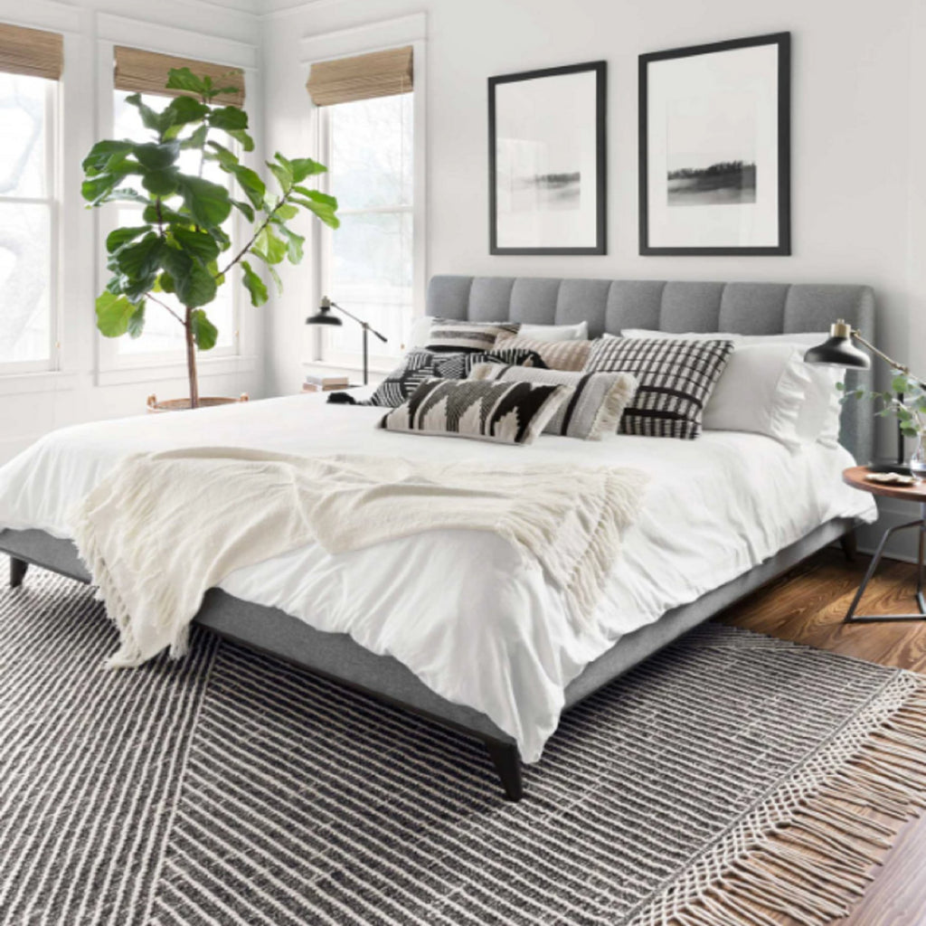Joanna Gaines Newton Rugs at Blue Hand Home