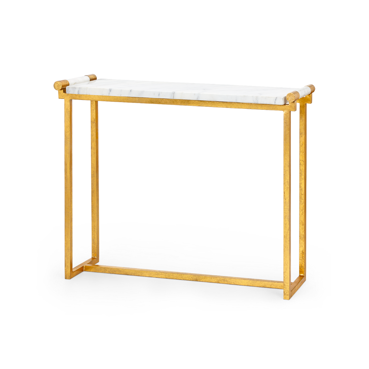 Diana Console Gold at Blue Hand Home