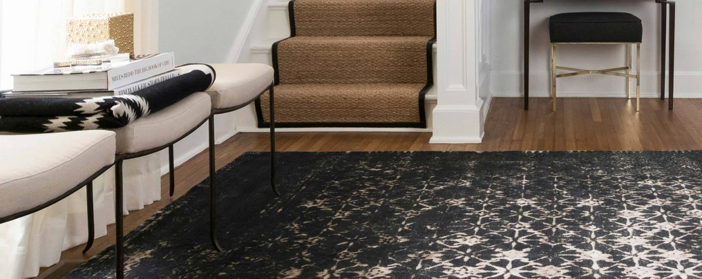 Shop Charcoal Black Magnolia Home Rugs by Joanna Gaines at Blue Hand Home