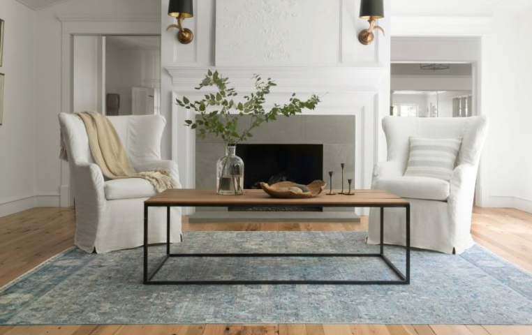 Shop Blue Rugs at Blue Hand Home