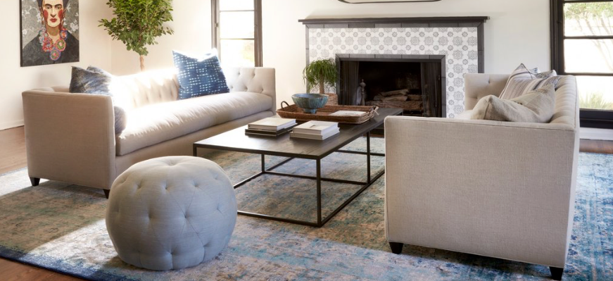 Shop Cisco Brothers Ottomans at Blue Hand Home | Earn Points & Free Shipping