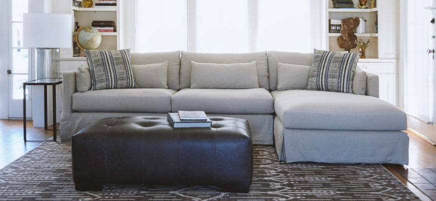 Shop Cisco Brothers Sectionals at Blue Hand Home   Earn Points & Free Shipping