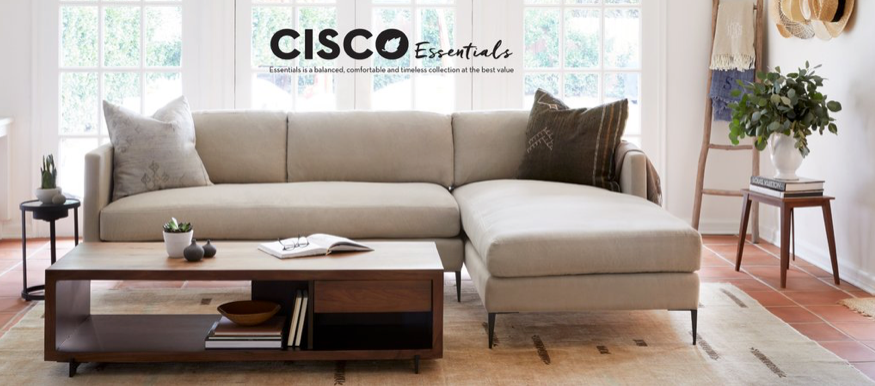 Shop Cisco Brothers Essentials Collection at Blue Hand Home | Earn Points & Free Shipping