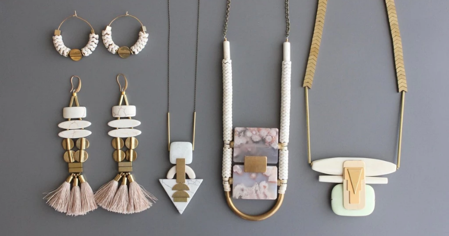 Shop Blue Hand Home's Collection of Jewelry