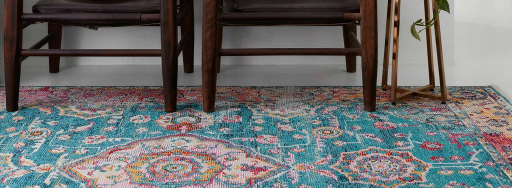 Shop the Silvia Rug Collection by Justina Blakeney x Loloi Rugs at Blue Hand Home