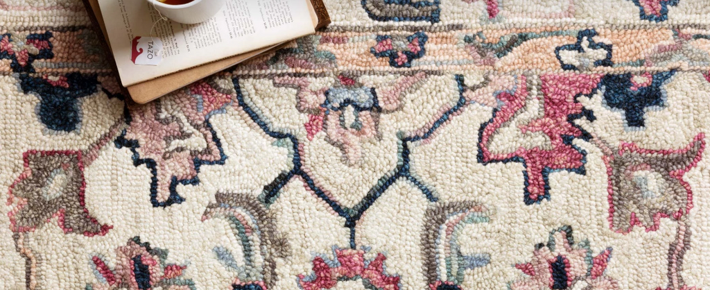 Shop the Loloi Elka Rug Collection at Blue Hand Home