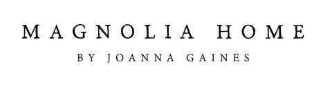 Joanna Gaines of Magnolia Home at Blue Hand Home