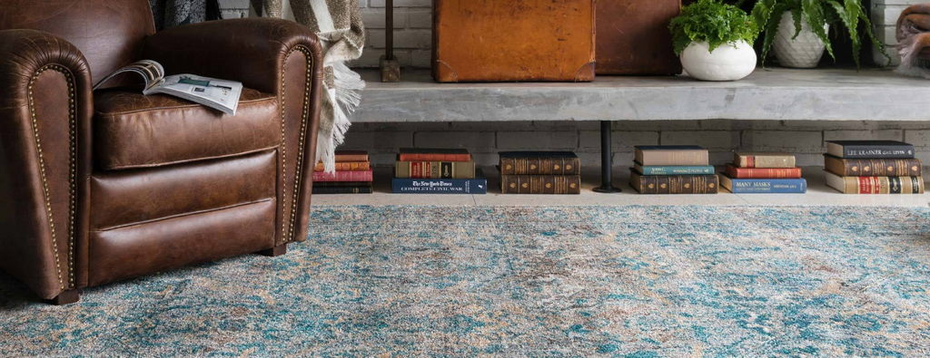 Shop Kivi rugs by Joanna Gaines of Magnolia Home x Loloi Rugs at Blue Hand Home | free shipping & rug pad