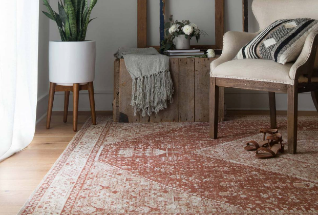 Shop the Tristin Collection by Joanna Gaines of Magnolia Home x Loloi Rugs at Blue Hand Home